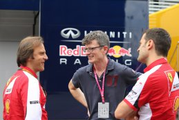 Chris Dyer ex ingenieur Michael Schumacher bij Ferrari