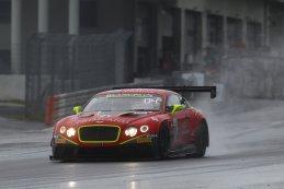 Bentley HTP Motorsport - Bentley Continental GT3