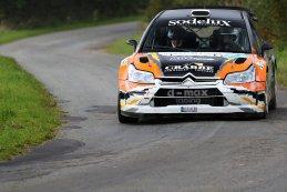 Bertrand Grooten - Citroën C4 WRC