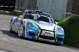 Timothy Van Parijs - Porsche 997 GT3 Cup