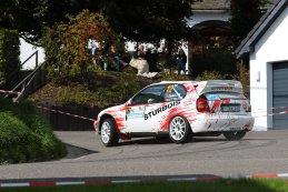 Sebastien Sturbois - Toyota Corolla WRC