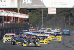 Start NWES Elite 2 Race 1 Circuit Zolder