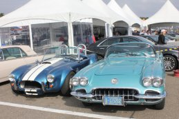 Shelby Cobra & Chevrolet Corvette