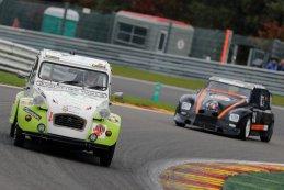 24h 2CV Spa 2015 - TWG Racing
