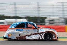 24h 2CV Spa 2015 - CGS Racing Team