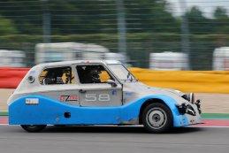 24h 2CV Spa 2015 - Heroes Motorsport
