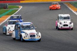 24h 2CV Spa 2015 - Tête Rouge Racing
