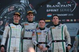 Jules Szymkowiak & Max Van Splunteren - Maximilian Buhk & Vincent Abril - Bentley HTP Motorsport