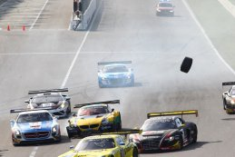 crash Championship Race BSS Zandvoort 2015