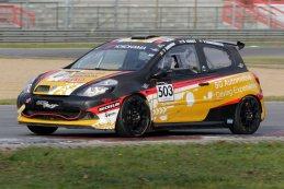 Michael Schmetz/Grégory Vannetelbosch/François Jeukenne - Renault Clio Cup