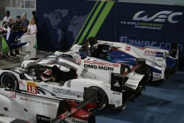 Top 3 WEC 6 Hours of Bahrain 2015