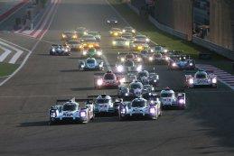Start WEC race in Bahrain