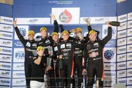 G-Drive Racing - Kampioen Teams LMP2 WEC 2015