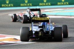Sauber F1 Team - GP Abu Dhabi 2015
