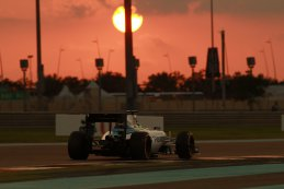Williams Racing Team GP Abu Dhabi 2015