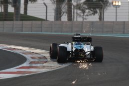 Williams Martini Racing GP Abu Dhabi 2015