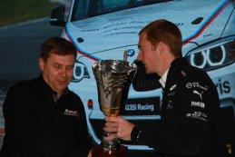 Teammanager Dreszer Motorsport, winnaar Teamklassemen BMW M235i Racing Cup Belgium