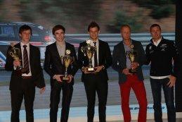Podium BMW Clubsport Trophy 2015