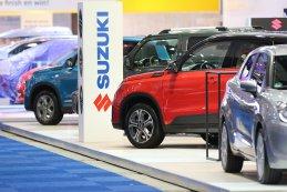 European Motor Show Brussel - Suzuki