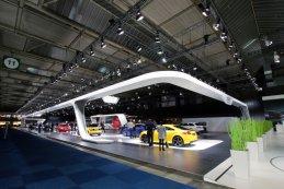European Motor Show Brussel - Audi stand