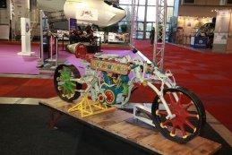 European Motor Show Brussel - Art Bike