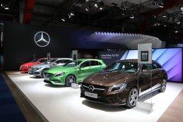 Mercedez Benz - A Class - B Class - CLA - GLA