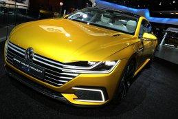 Volkswagen Sport Concept Coupé GTE