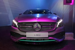 Mercedes A 200 d