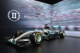 Mercedes-AMG F1 W06 Hybrid