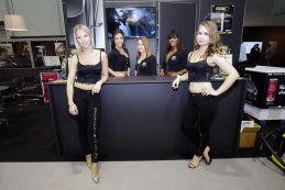 The Art Of carwrapping Hostessen
