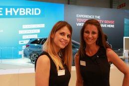 European Motor Show Brussel - Hostessen Toyota