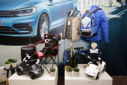 European Motor Show Brussel - Merchandising