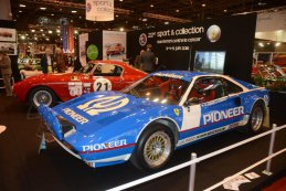 Ferrari 308 GTB Rally - 1982