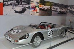 Porsche 718 W-RS - 1963