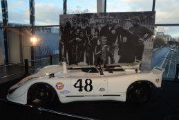 Porsche 908 - 12H Sebring 1970