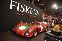 Alfa Romeo 33-2 Tipo Le Mans-Coupe - 1968