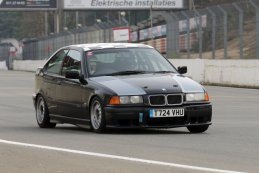 Nigel Greensall/Graham Wilson - BMW 318ti compact