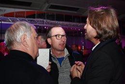 Jean-Marc tesseidre  Laurent Mercier en Stephane Ratel
