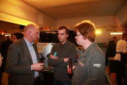 Koen Wijckmans (links)