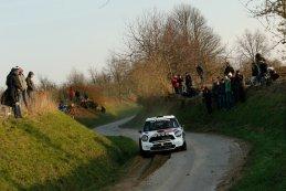 Guino Kenis/Robin Buysmans - Mini Cooper WRC
