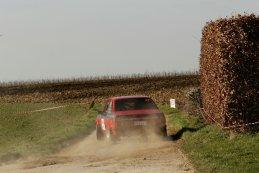 Dirk Deveux/Kris D'Alleine - Ford Escort MK II