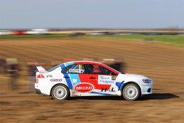 Han Hoendervangers/Marco Schillemans - Mitsubishi Lancer Evo X