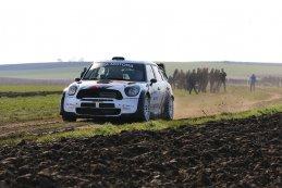 Guino Kenis - Mini Cooper WRC