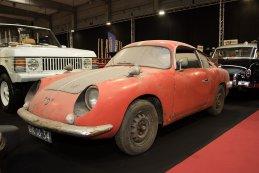 Antwerp Classic Salon 2016 - FIAT Abarth 850 Barnfind