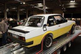 Antwerp Classic Salon 2016 - Opel Ascona - Van Rompuy