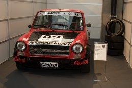 Antwerp Classic Salon 2016 - AutoBianchi A112 Abarth 1977