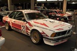Antwerp Classic Salon 2016 - BMW 635 CS