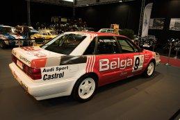 Antwerp Classic Salon 2016 - Audi V8 Quattro 1989 - Philippe Verellen
