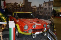 Fiat 124 Abarth group 4