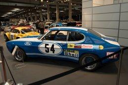 Antwerp Classic Salon 2016 - Ford Capri RS 2600 - Claude Bourgoignie